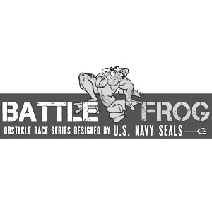 Logo Battle Frog