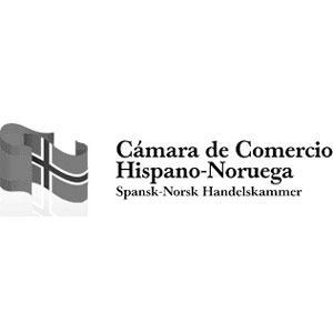Logo Cámara de comercio Hispanor