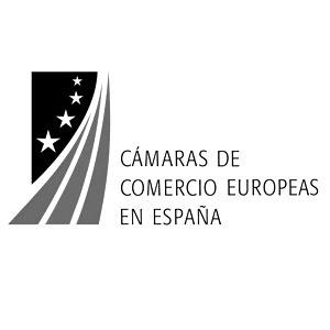 Logo Cámaras de Comercio Europeas en España