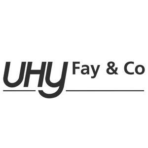 Contacto Agencia de marketing - cliente logo UHY Fay Co
