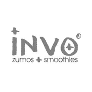 Contacto Agencia de marketing - cliente logo Invo