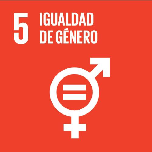 ODS 5 Igualdad de género