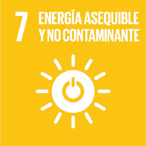 ODS 7 Energía asequible y no contaminable