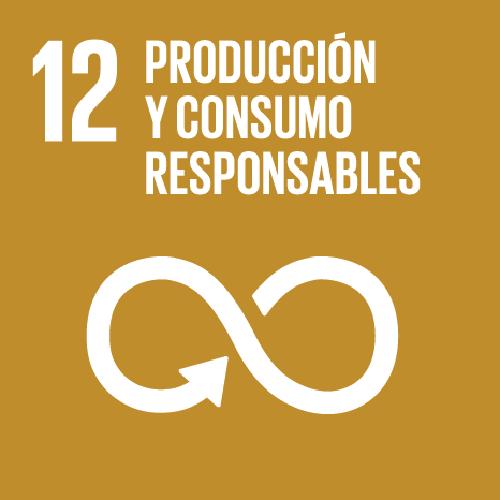 ODS 12 producción y consumo responsable