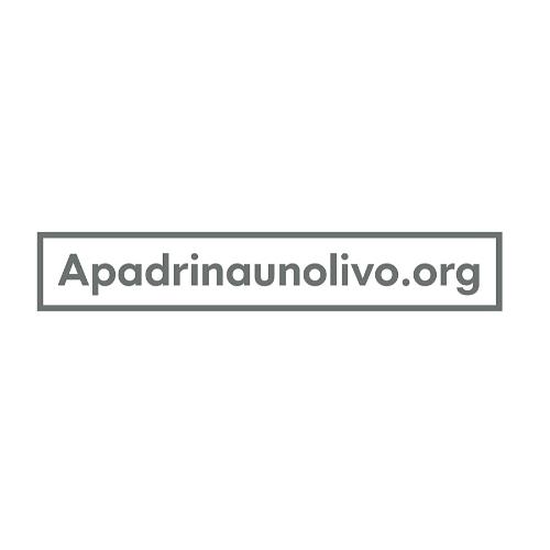 Contacto Agencia de marketing - cliente logo Apadrina un Olivo