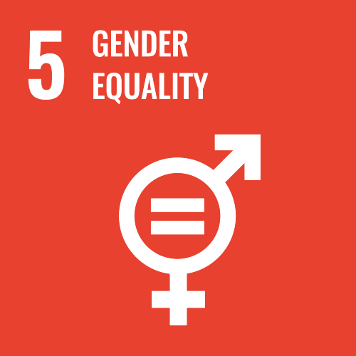 ODS 5 Gender Equality