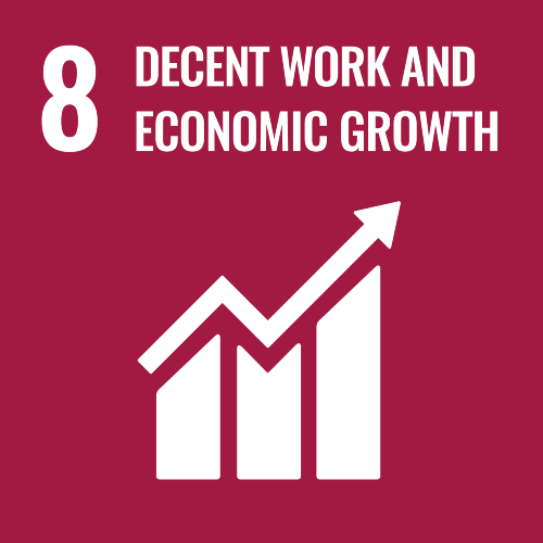 ODS 8 Decent work and economic growth
